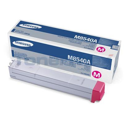 SAMSUNG CLX-8540ND TONER CARTRIDGE MAGENTA